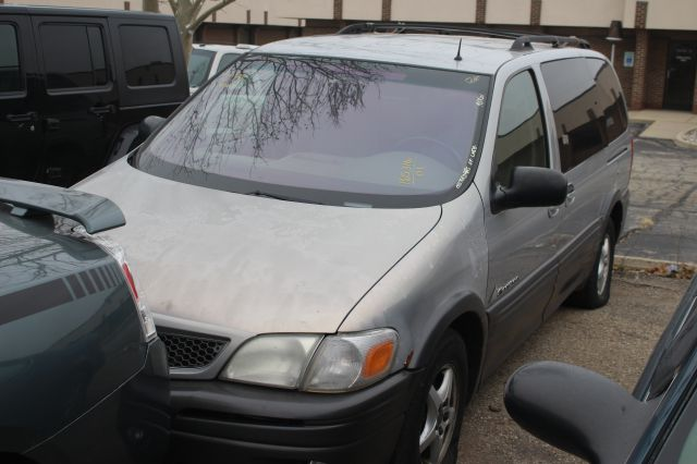 2001 PONTIAC MONTANA BASE 7 SEAT 4DR EXT MINIVAN tan third row seating must see currently at ou