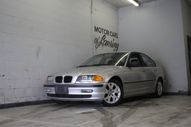 2000 BMW 3 SERIES 323I 4DR SEDAN silver call or e-mail for a free carfax fun to drive must s