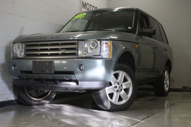 2004 LAND ROVER RANGE ROVER HSE 4WD 4DR SUV gray extra clean fun to drive wow all customers are