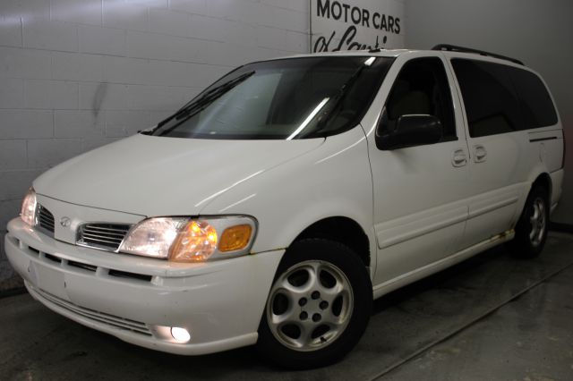 2003 OLDSMOBILE SILHOUETTE GLS 4DR EXT MINIVAN white abs - 4-wheel anti-theft system - alarm cap