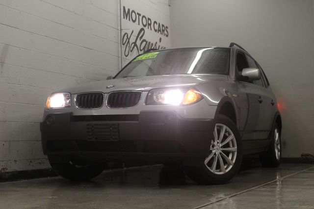 2004 BMW X3 25I AWD 4DR SUV gray awd like new inside and out wow must see awd all customers a