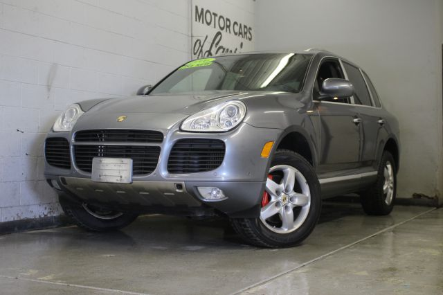 2006 PORSCHE CAYENNE TURBO AWD 4DR SUV gray everyone is approved