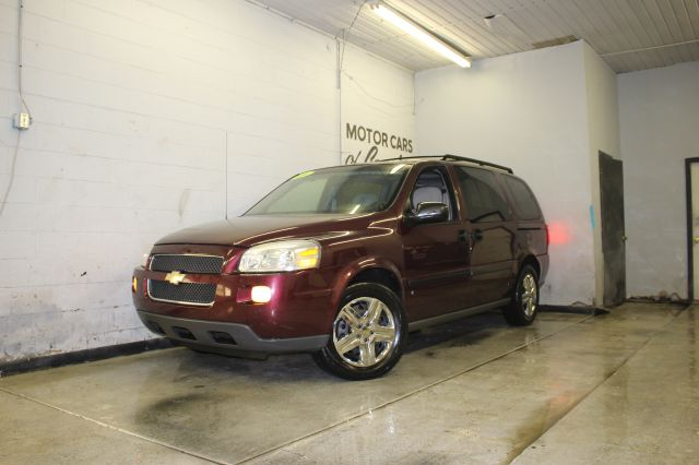 2006 CHEVROLET UPLANDER LS 4DR EXT MINIVAN burgundy must see fun to drive  currently at our kala