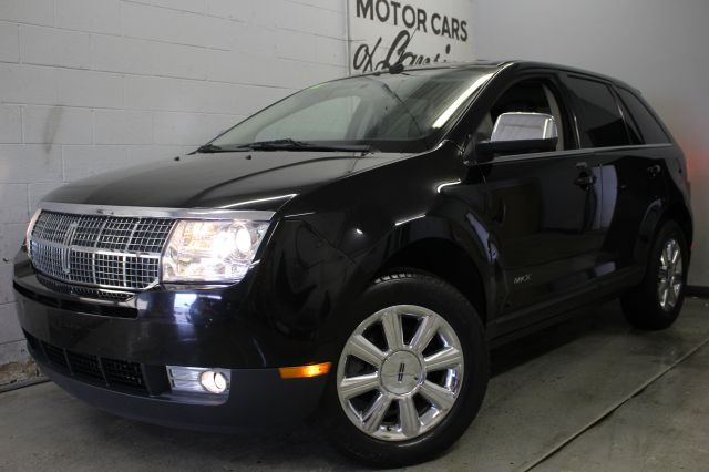 2007 LINCOLN MKX BASE 4DR SUV black must see leather extra clean test drive today   3 month