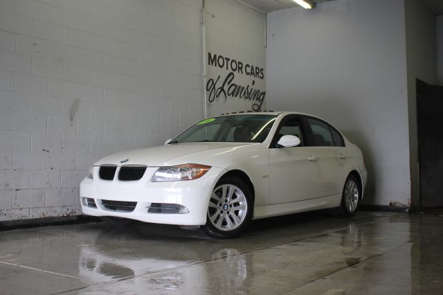 2006 BMW 3 SERIES 325I SEDAN LUXURY white everyone is approved