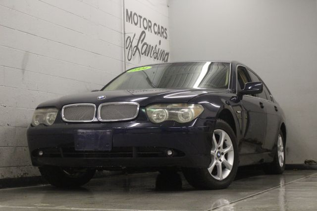 2004 BMW 7 SERIES 745I 4DR SEDAN blue priced to sell must see all customers are welcome to perfo