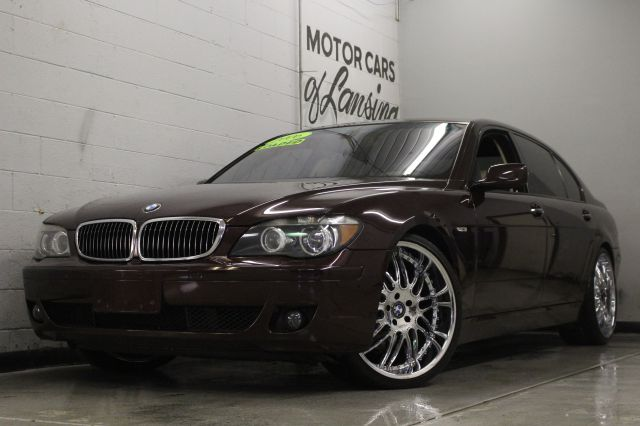2006 BMW 7 SERIES 750LI 4DR SEDAN burgundy fun to drive must see all customers are welcome to pe