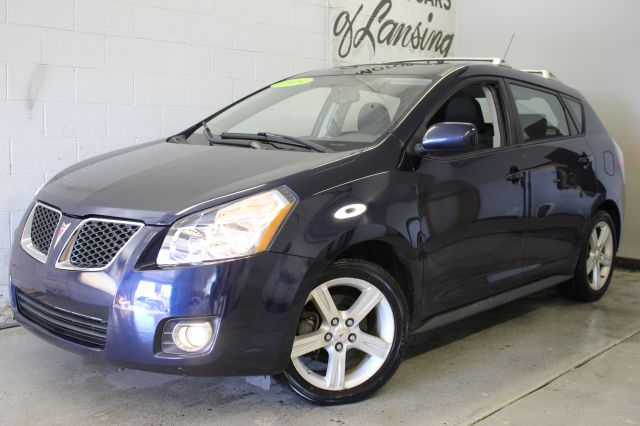 2009 PONTIAC VIBE 24L 4DR WAGON blue great on gas super clean inside and out must see  3 mon