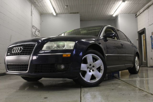 2006 AUDI A8 QUATTRO AWD 4DR SEDAN blue awd must see all customers are welcome to perform an ins