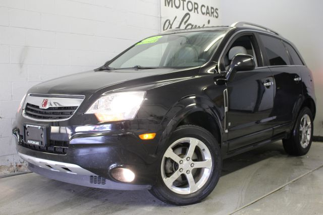 2008 SATURN VUE XR AWD 4DR SUV black fully loaded with leather and a moonrooflike new inside and