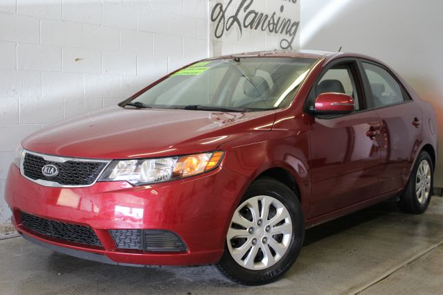 2011 KIA FORTE EX 4DR SEDAN 6A red great on gas low miles extra clean this vehicle truly is a m