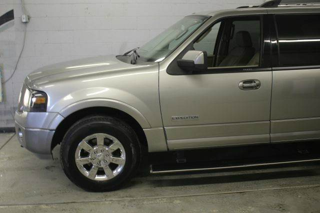 2008 FORD EXPEDITION LIMITED 4X4 4DR SUV gray 54l v8 sohc 24v 4wd and gray leather power squar