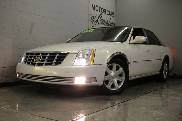 2007 CADILLAC DTS LUXURY I 4DR SEDAN white 2-stage unlocking - remote abs - 4-wheel airbag deact