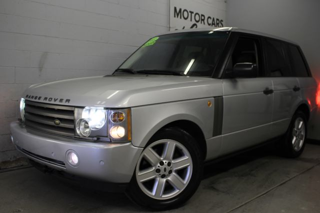 2003 LAND ROVER RANGE ROVER HSE 4WD 4DR SUV silver must see priced to sell call now and schedule