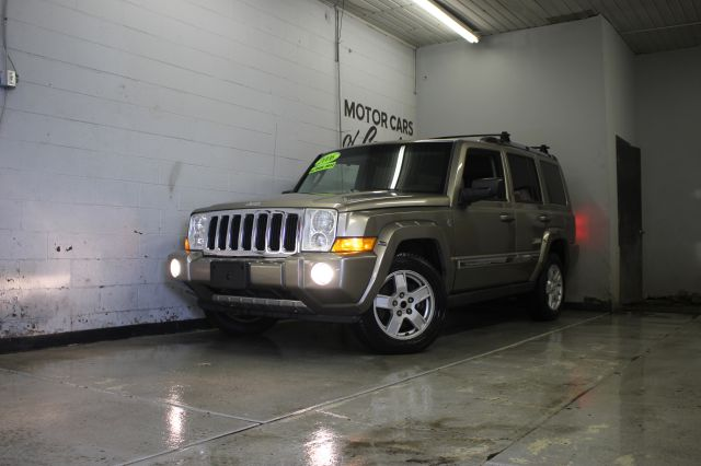 2006 JEEP COMMANDER LIMITED 4DR SUV 4WD sage everyone is approved