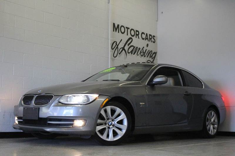 2011 BMW 3 SERIES 328I XDRIVE AWD 2DR COUPE SULEV gray 2-stage unlocking - remote 4wd type - ful
