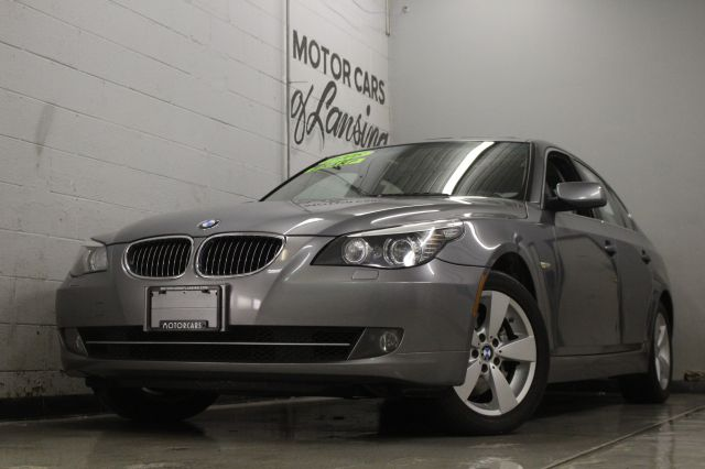 2008 BMW 5 SERIES 528XI AWD SEDAN LUXURY gray all wheel drive must see clean test drive today