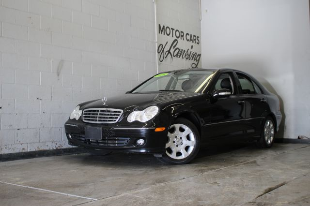 2006 MERCEDES-BENZ C-CLASS C280 LUXURY 4MATIC AWD 4DR SEDAN xta clean inside rins and looks great