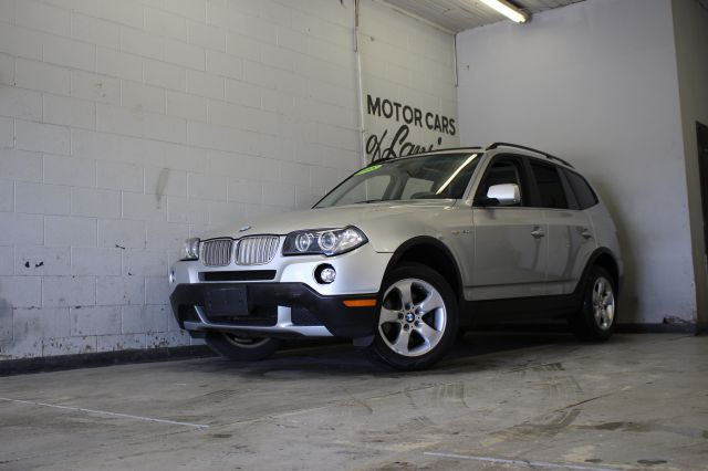 2008 BMW X3 30SI AWD 4DR SUV silver si well maintained new car trade 3 month 4000 mile limit