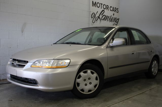 1999 HONDA ACCORD LX 4DR SEDAN silver runs great test drive today   3 month 4000 mile limited