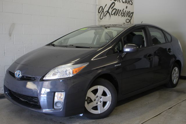 2010 TOYOTA PRIUS II 4DR HATCHBACK charcoal great on gas wow extra clean must see   3 month