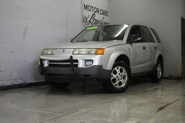 2002 SATURN VUE BASE AWD 4DR SUV silver center console daytime running lights exterior entry li
