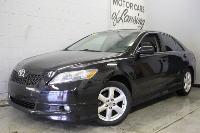 2009 TOYOTA CAMRY BASE 4DR SEDAN 5A black like new low miles must see call now  motorcars of l