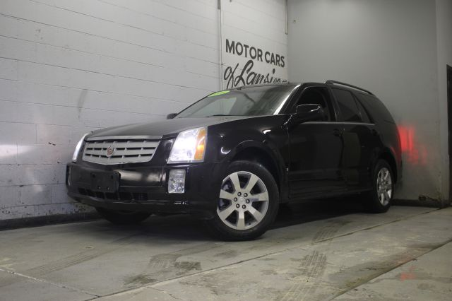 2006 CADILLAC SRX BASE 4DR SUV black third row seating  panoramic roof super clean must see ca