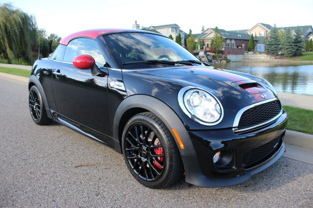 2012 MINI COOPER COUPE JOHN COOPER WORKS 2DR COUPE black 2-stage unlocking - remote abs - 4-wheel