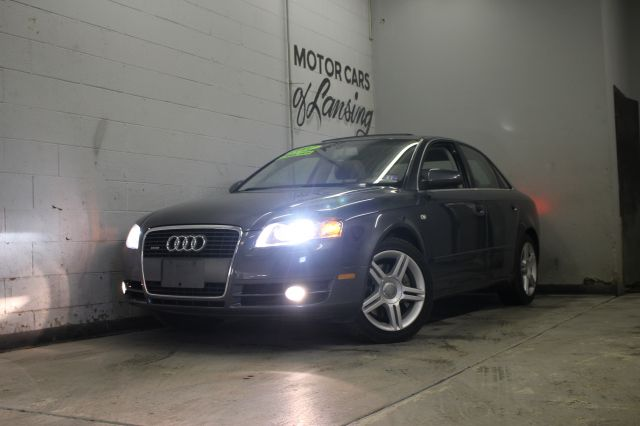 2007 AUDI A4 20T QUATTRO AWD 4DR SEDAN 2L I gray everyone is approved