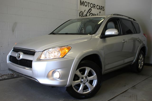 2009 TOYOTA RAV4 LIMITED 4X4 4DR SUV silver limited extra clean must see jbl factory sound syst
