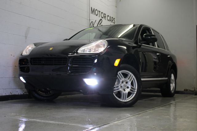 2006 PORSCHE CAYENNE S AWD 4DR SUV black awd must see like new inside and out currently at our