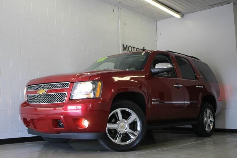 2012 CHEVROLET TAHOE LTZ 4X4 4DR SUV burgundy 53l v8 4x4 flex fuel leather loaded sunroof