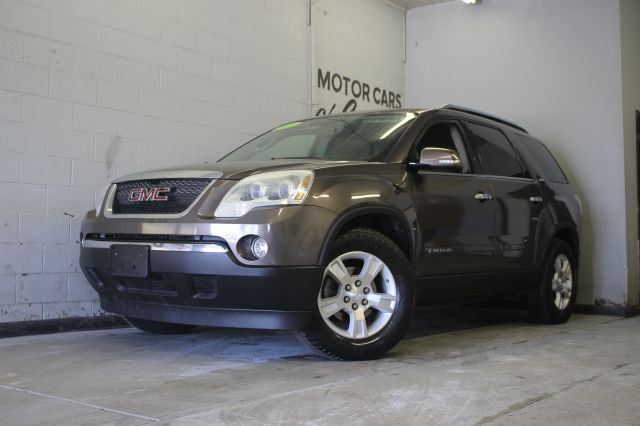 2007 GMC ACADIA SLT-1 4DR SUV tan leather loaeded third row seating  3 month 4000 mile limited