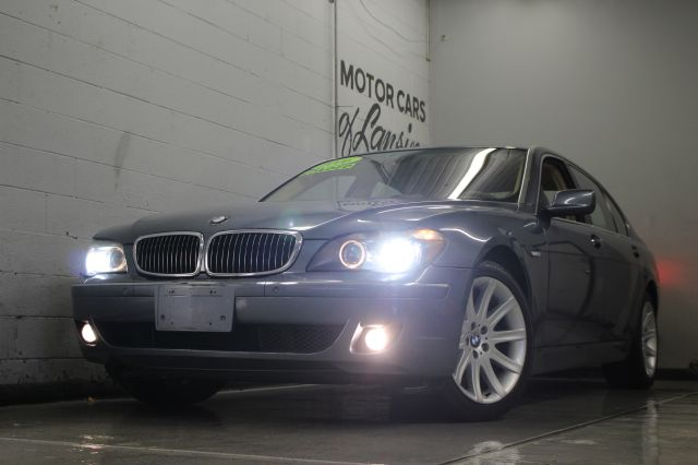 2006 BMW 7 SERIES 750LI 4DR SEDAN gray moonroof abs - 4-wheel active suspension air filtration