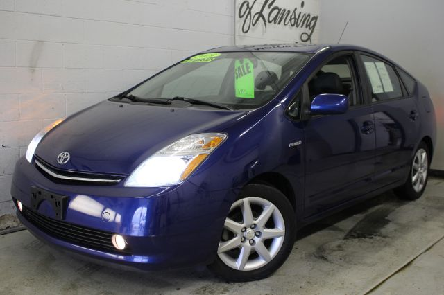 2009 TOYOTA PRIUS STANDARD HATCHBACK blue extra clean like new must see navigation leather  a