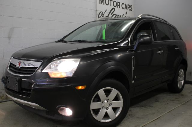 2008 SATURN VUE XR 4DR SUV black leather heated seats wow xr package   3 month 4000 mile li