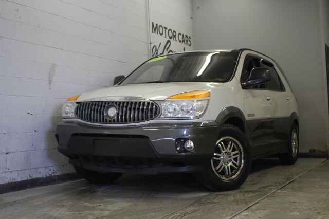 2003 BUICK RENDEZVOUS CXL 4DR SUV gray call or e-mail for a free carfax like new inside and ou