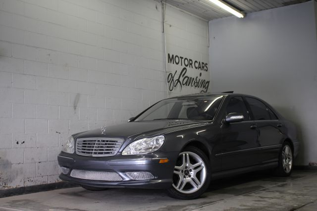 2006 MERCEDES-BENZ S-CLASS S430 4DR SEDAN gray abs - 4-wheel active suspension air filtration