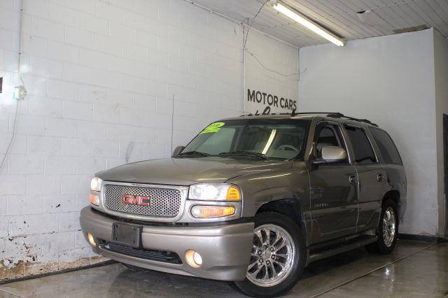 2006 GMC YUKON DENALI AWD 4DR SUV gray must see like new inside and out call now to schedule a t