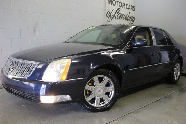 2008 CADILLAC DTS LUXURY I 4DR SEDAN blue loaded heated and cooled seats wow  3 month 4000 m