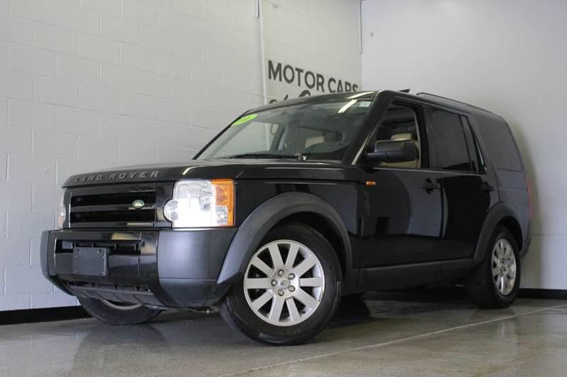 2006 LAND ROVER LR3 SE 4DR SUV 4WD WV8 java black 44l v8 smpi dohc and 4wd so few miles means