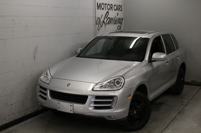 2009 PORSCHE CAYENNE TIPTRONIC AWD 4DR SUV silver texas truck extra clean clean carfax excellen