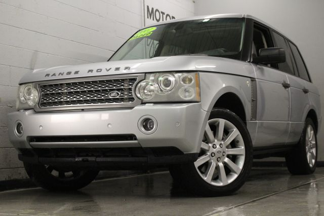 2007 LAND ROVER RANGE ROVER SUPERCHARGED 4DR SUV 4WD gray like new inside and out wow must see
