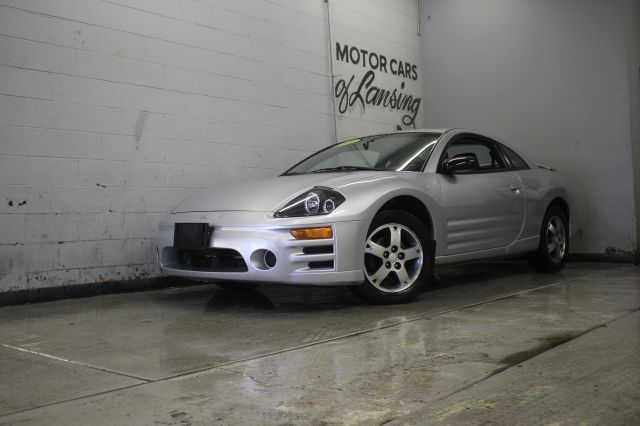 2004 MITSUBISHI ECLIPSE GS 2DR HATCHBACK silver call or e-mail for a free carfax like new insi