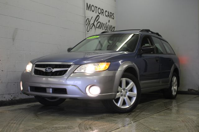 2008 SUBARU OUTBACK 25I LL BEAN EDITION AWD 4DR W blue everyone is approved carfax advantage