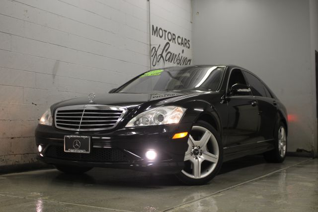 2007 MERCEDES-BENZ S-CLASS S550 4DR SEDAN black 2-stage unlocking - remote abs - 4-wheel active