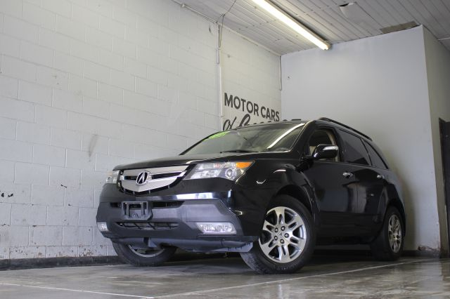 2008 ACURA MDX SH-AWD WTECH WRES 4DR SUV WTE black  3 month 4000 mile limited powertrain war