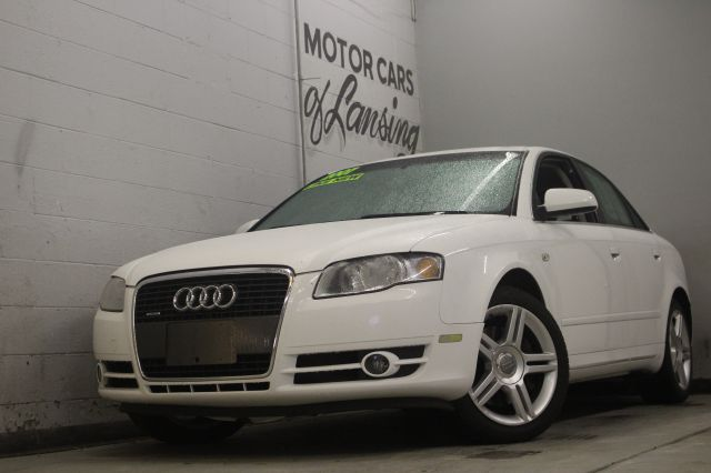 2007 AUDI A4 20T QUATTRO AWD 4DR SEDAN 2L I white awd priced to sell must see all customers a