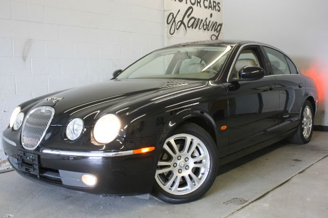 2005 JAGUAR S-TYPE 30 black leather loaded must see   3 month 4000 mile limited powertrai